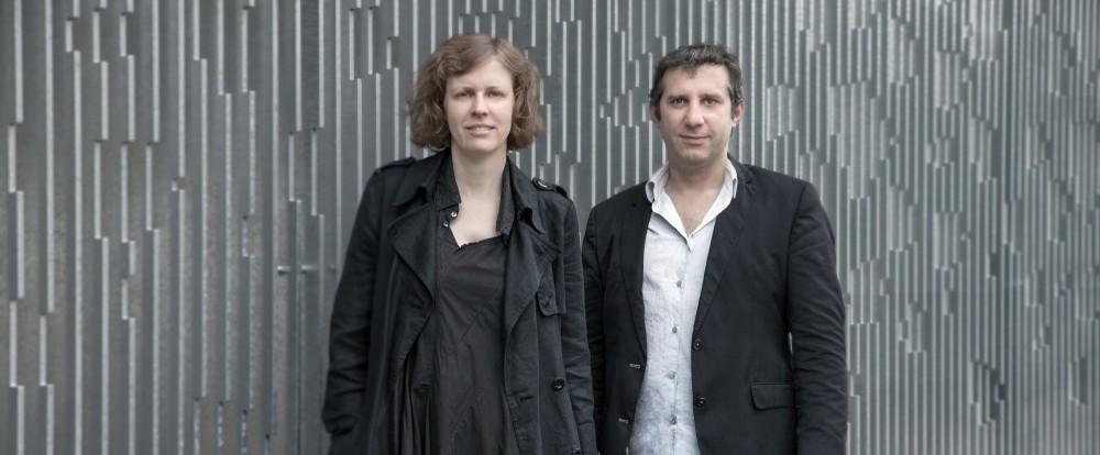 Bettina Ballus et Franck Vialet - main architects and partners VIB Architecture