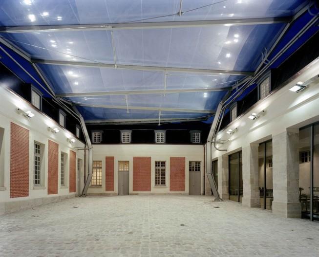 Ecole d architecture versailles 78 vib architecture Ecole architecture
