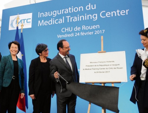 MTC has been inaugurated by french President