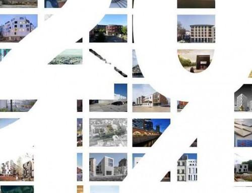 2014 Year Book by the Courrier de l'Architecte