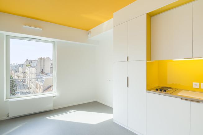 HR-3205 VIB Architecture Crèche logements Ménilmontant