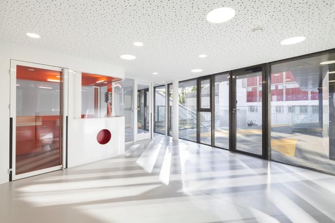 HR-3879 VIB Architecture Crèche logements Ménilmontant
