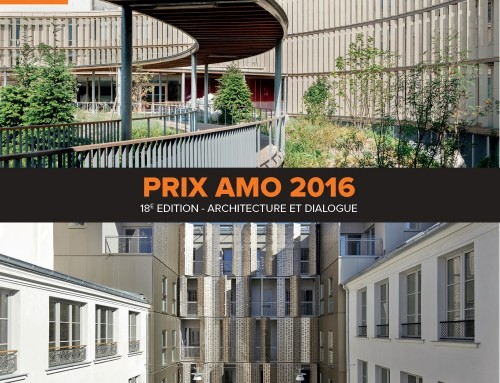 Ciments Calcia and VIB distinguished by the prix AMO 2016
