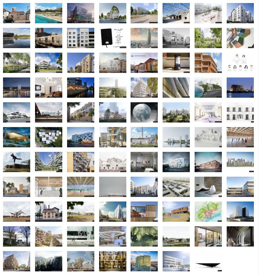 The Traditionnal Yearbook By Le Courrier De L 39 Architecte