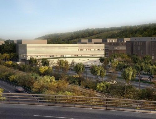 COMPETITION | vib wins the Medical Training Center project