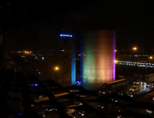 Silos13 will soon change colors !