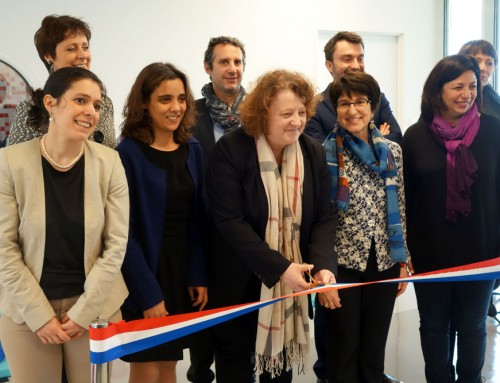 NURSERY IN MENILMONTANT | Inaugurated on March 24th