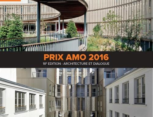 Ciments Calcia et VIB distingués par le prix AMO 2016
