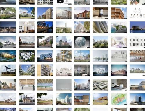 Le traditionnel annuel du courrier de l'architecte est en ligne.