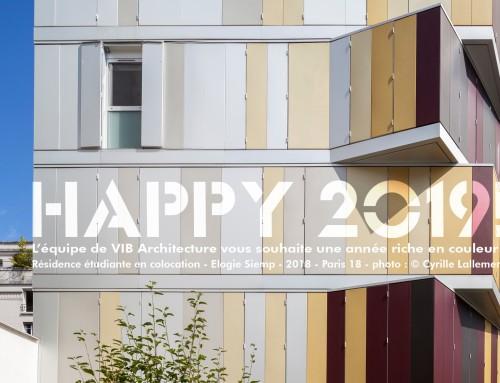 Happy 2019 !!