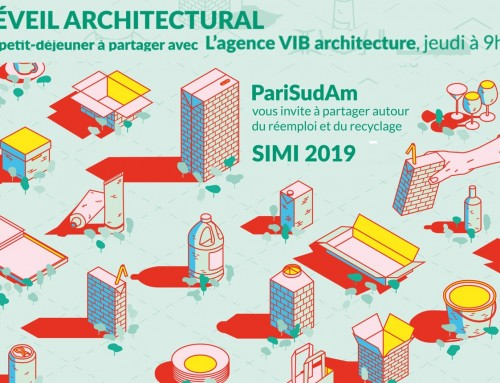 SIMI 2019 | Invitation for an architectural breakfast