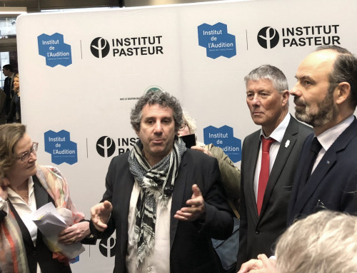 Inauguration of the Institut de l'Audition | Paris 12