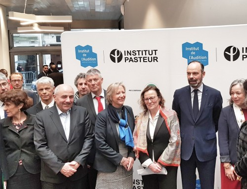 Inauguration de l'Institut de l'Audition | Paris 12